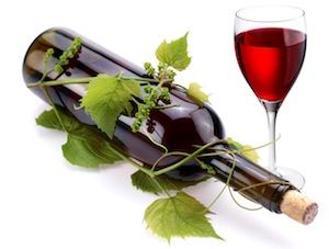 Вино из синего винограда